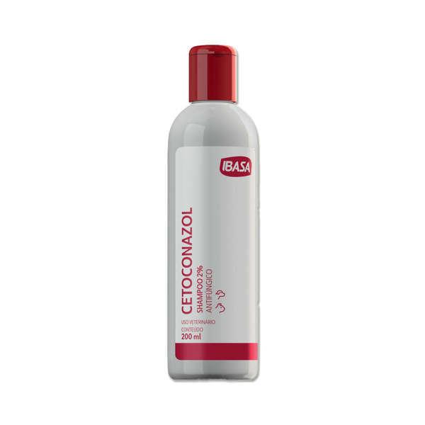 Cetoconazol 2% Shampoo - Ibasa