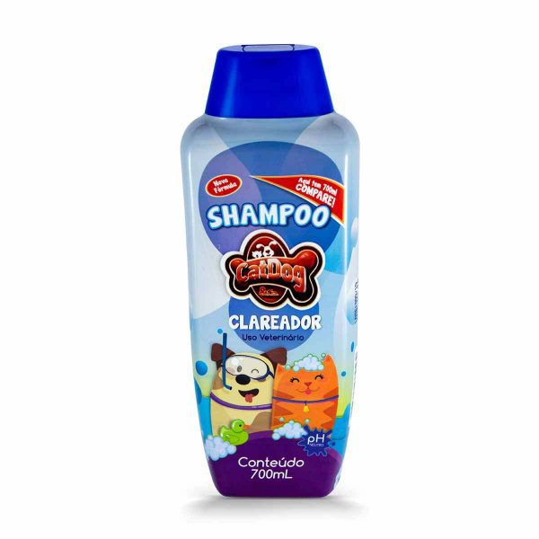 Shampoo Clareador CatDog & Cia