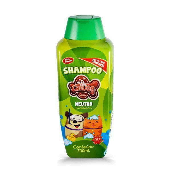 Shampoo Neutro CatDog & Cia