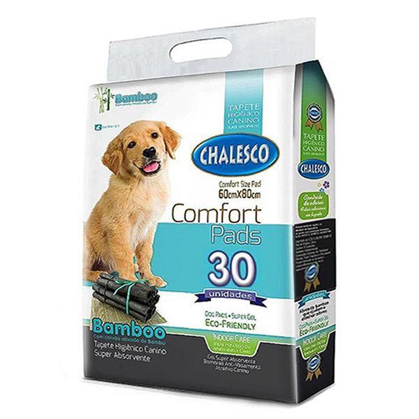 Tapete Higiênico Confort Bamboo Chalesco