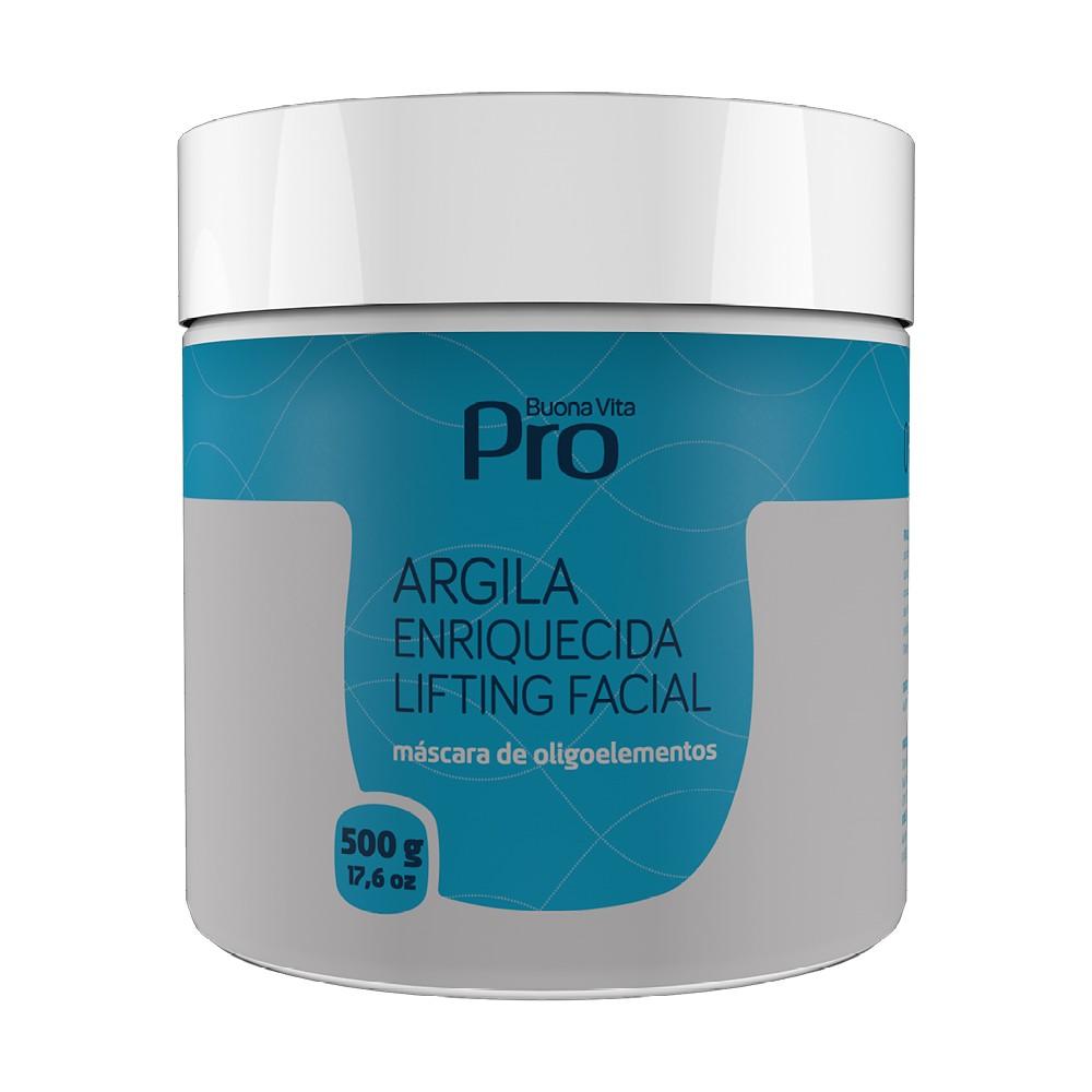 Argila Enriquecida Lifting Facial - 500g