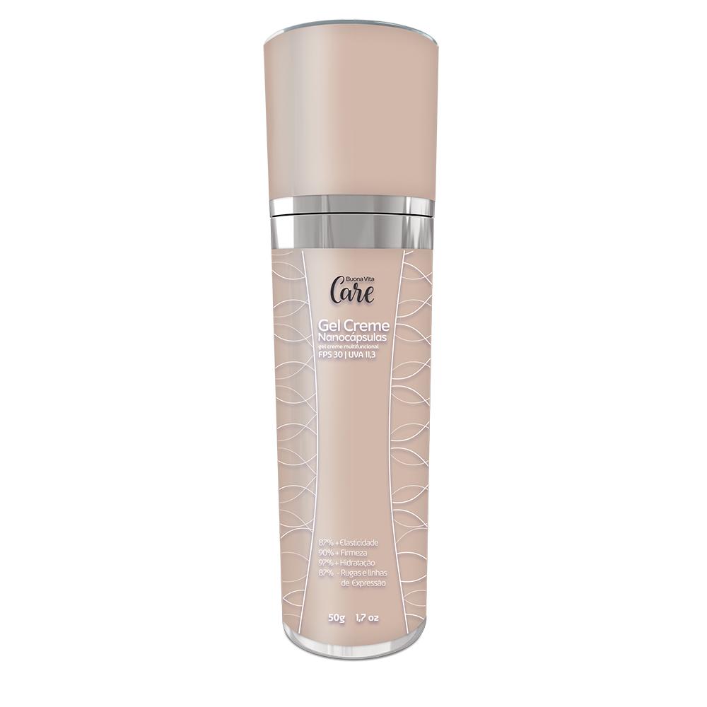 Gel Creme Nanocápsulas - 50g