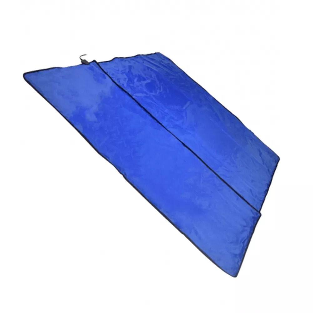 Manta Térmica Corpo Inteiro Azul - Estek