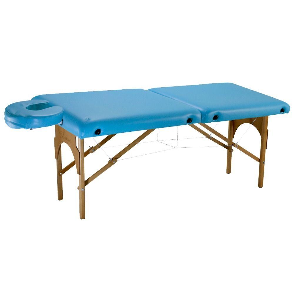 Mesa de Massagem Maleta Fixa - Salus