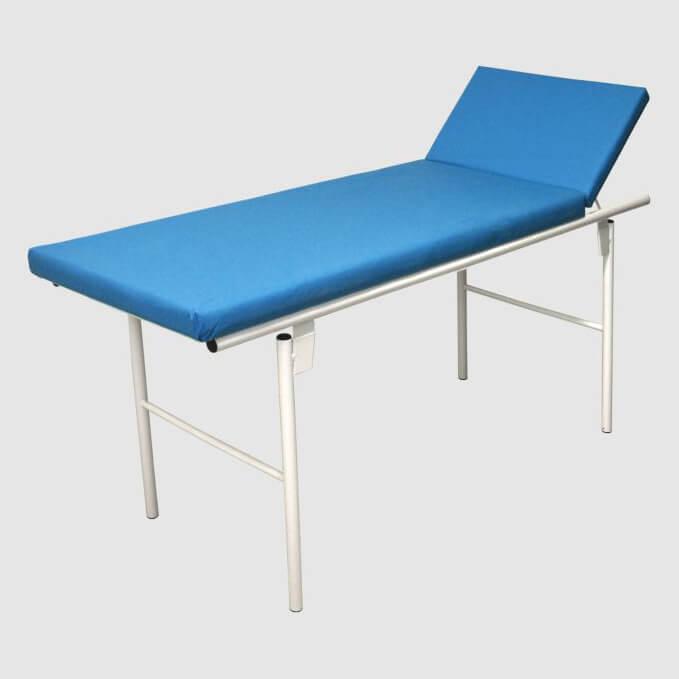 Mesa Para Massagem Capri Metálica Reclinável – Salus