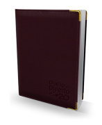 Agenda Jurídica - Diário do Direito 2020 - VINHO