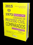 Novo CPC Códigos de Processo Civil Comparados