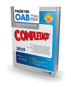 Passe na OAB - Completaço - 1ª Fase FGV  - Teoria Unificada