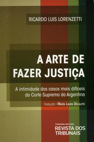 A Arte de Fazer Justiça
