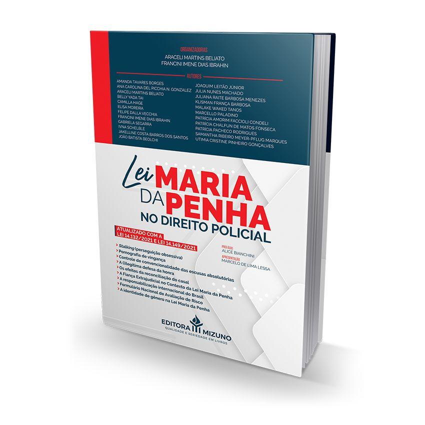 A Lei Maria da Penha no Direito Policial