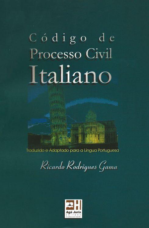 Código de Processo Civil Italiano