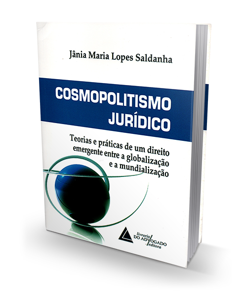 Cosmopolitismo Jurídico - 1ª Edição