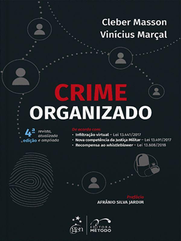 Crime Organizado - 4ª Edição