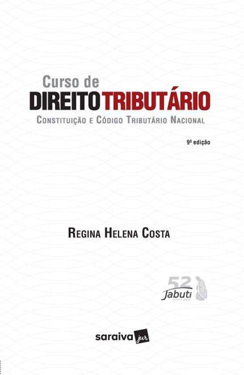Curso de Direito Tributário - 9 Edição