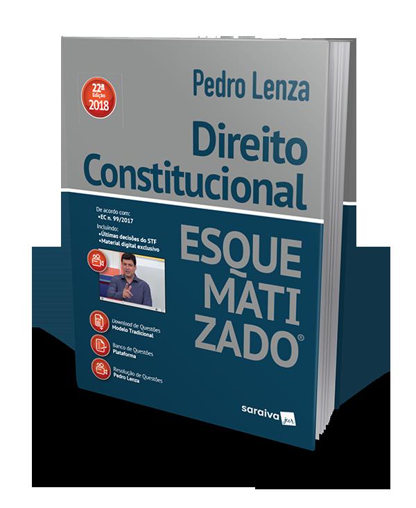 Direito Constitucional Esquematizado - 22ª Edição