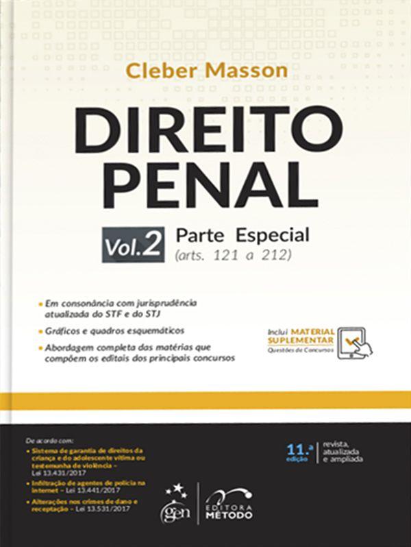 Direito Penal - Parte Especial - Vol. 2 - 11ª Edição
