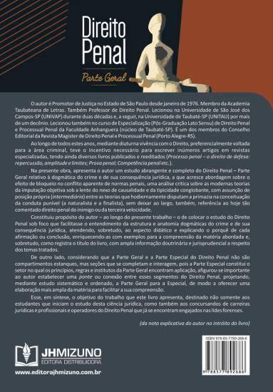 Direito Penal - Parte Geral
