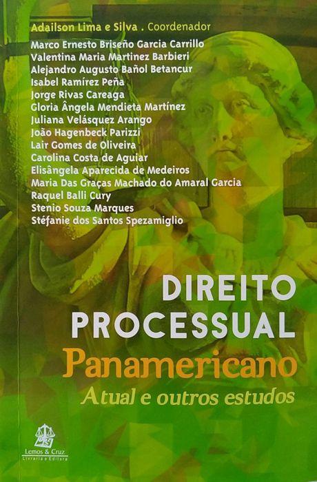 Direito Processual Panamericano - Atual e outros estudos