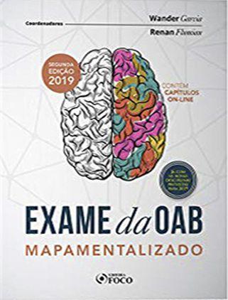 Exame da OAB Mapamentalizado - 2ª Ed. 2019
