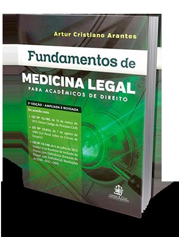 Fundamentos de Medicina Legal para Acadêmicos de Direito
