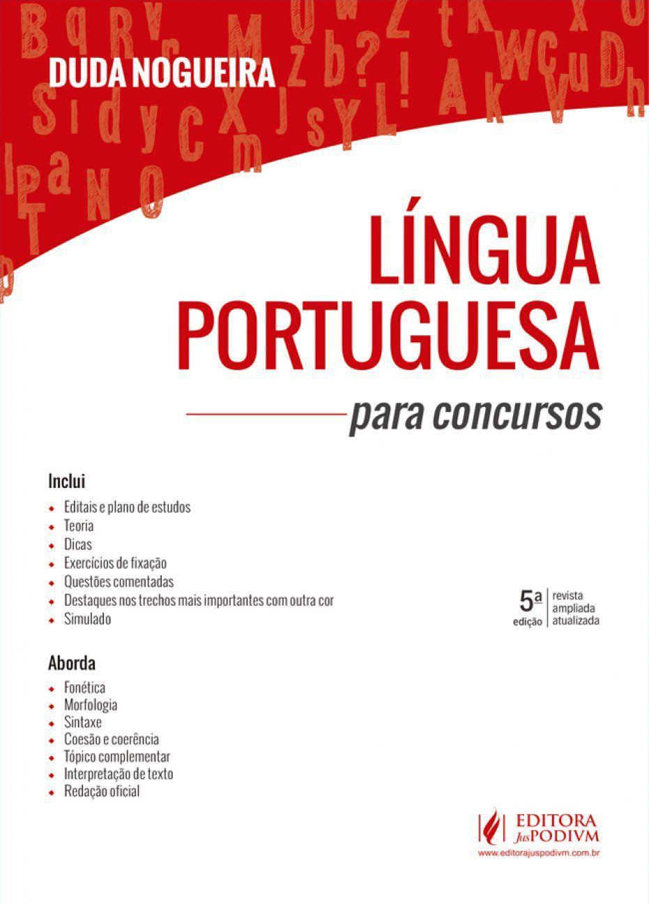Lingua Portuguesa para Concurso