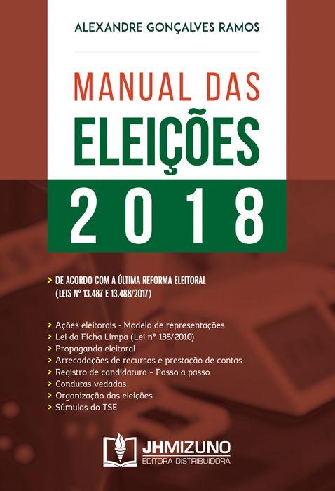 Manual das Eleições 2018
