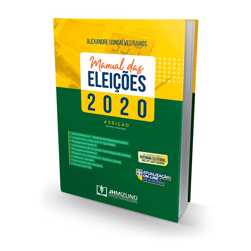 Manual das Eleições 2020 - 4ª edição