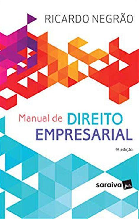 Manual de Direito Empresarial - 9ª Edição