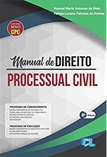 Manual de Direito Processual Civil 3ª Edição