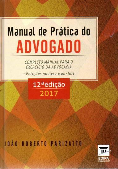 Manual de Prática do Advogado