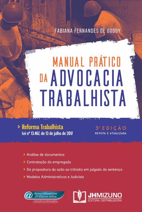 Manual Prático da Advocacia Trabalhista