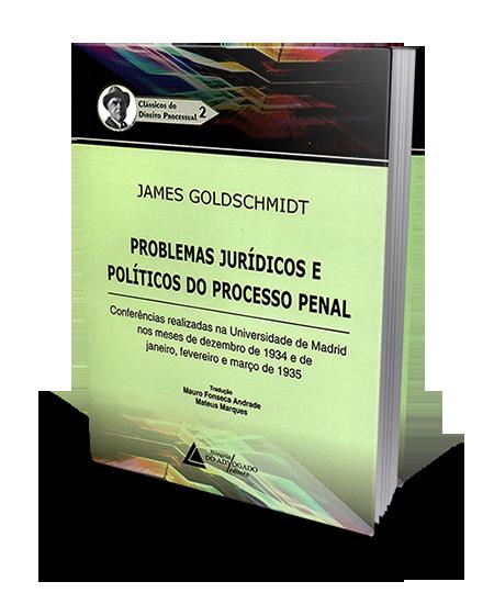 Problemas Jurídicos e Políticos do Processo Penal - 1ª Edição
