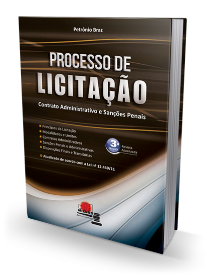 Processo de Licitação - Contrato Administrativo e Sanções Penais