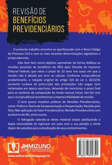 Revisão de Benefícios Previdenciários - Prática
