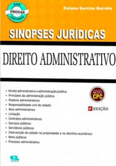 Sinopses de Direito Administrativo