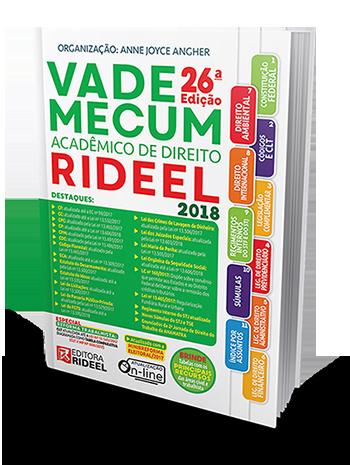 Vade Mecum Acadêmico de Direito - 26ª Edição