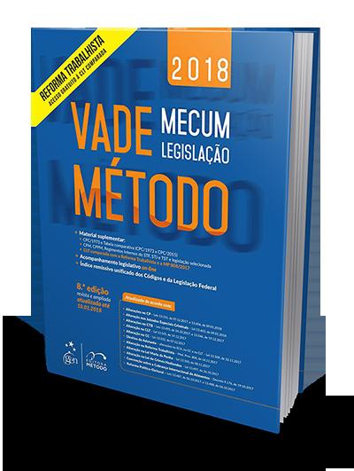 Vade Mecum Método - Legislação 2018