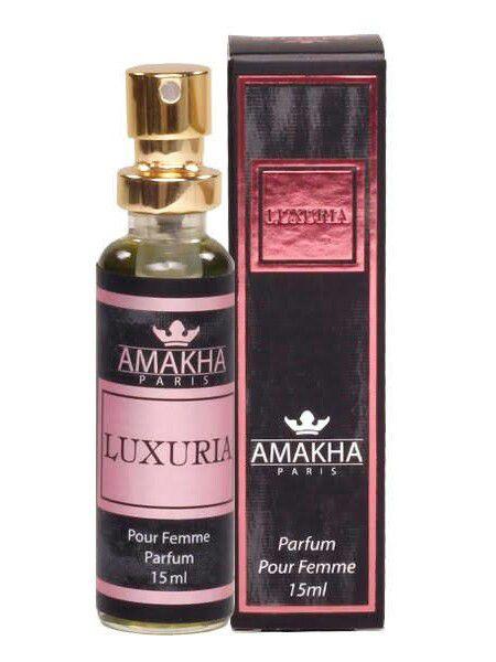 ef8cb20e2 K/11 - Perfume Feminino Luxuria 15ml - Eau de Parfum - Amakha Paris -  Jadjbrother Cosméticos