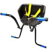 Cadeirinha De Bicicleta C/cinto Transporte Infantil