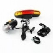 Kit Segurança Bicicleta Brake Light Seta Buzina High One