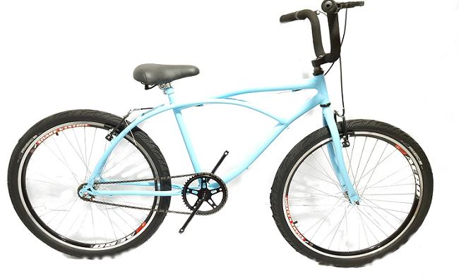 Bicicleta Aro 26 Caiçara Beach Wendy Bike