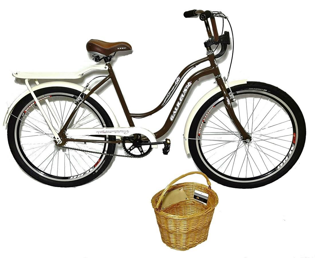 Bicicleta Aro 26 Retro Vintage Antigo