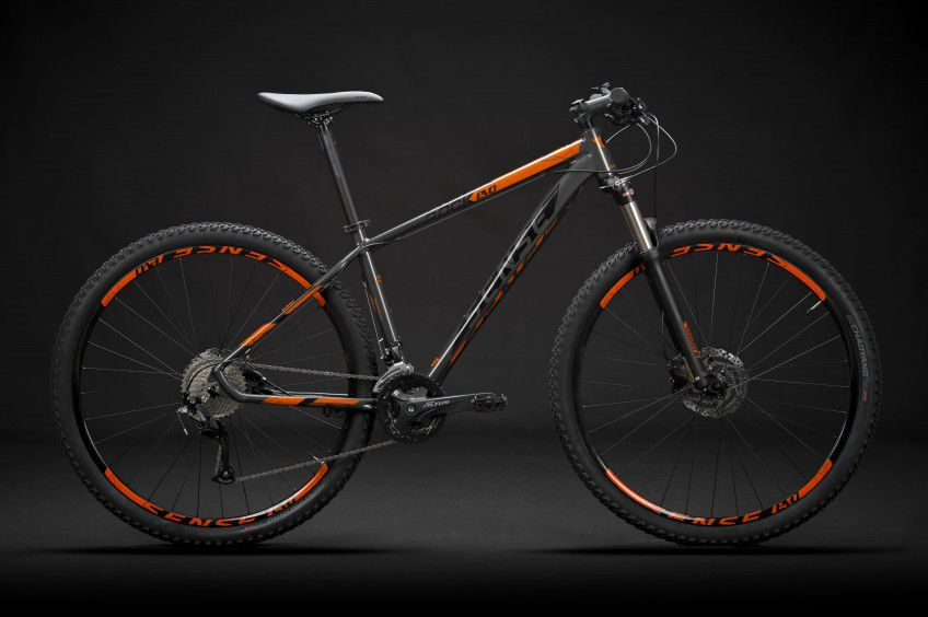 6eb2aaf1e Bicicleta Sense Rock Evo Aro 29 Linha 2019