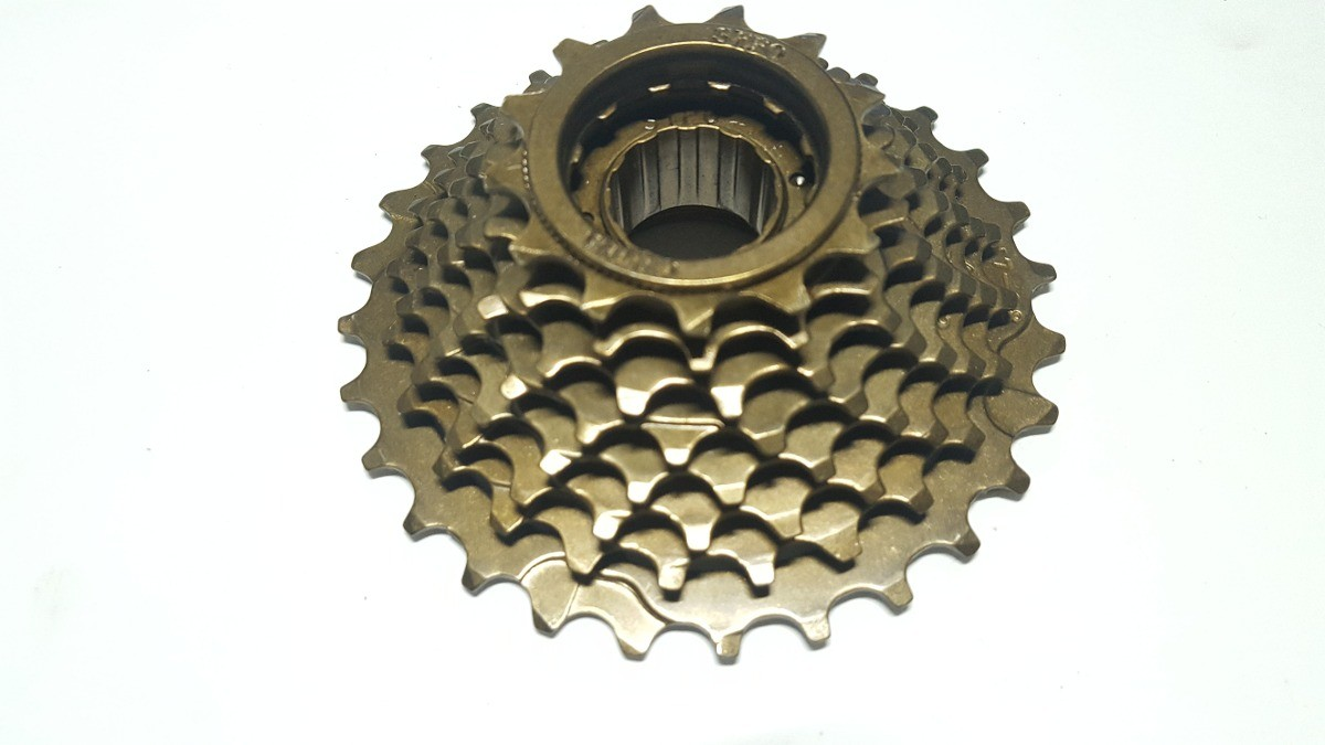 Catraca Roda Livre 8v Mtb Rosca 13/28d Bike 24v