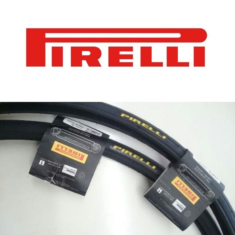 Pneu 700x23 Preto Tornado Alfa Pirelli