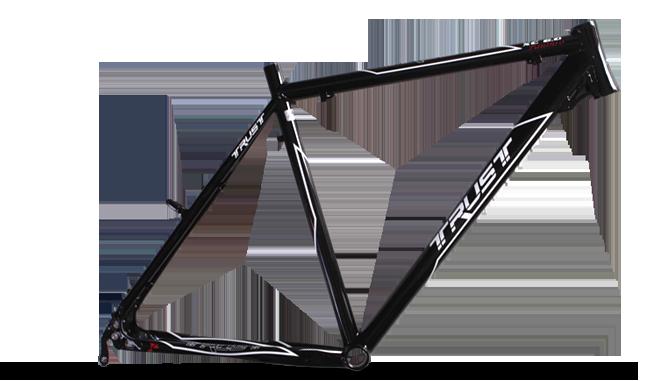 Quadro Aro 26 Tamanho 19 Mtb Trust Xc Bicicleta