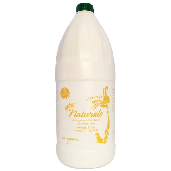 Shampoo Condicionador Maracujá - Amici Naturale 2L