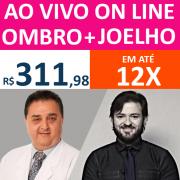 Ao Vivo Online Ombro + Joelho