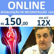 ATUALIZAÇÕES NA RECONSTRUÇÃO DO LIGAMENTO CRUZADO ANTERIOR - AO VIVO ONLINE