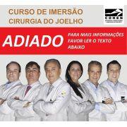 Curso de Imersão em Cirurgia do Joelho - ADIADO